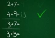 เกมส์คิดเลขกระดานดำ