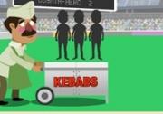 เกมส์ขายอาหารฟุตบอลโลก