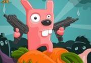 เกมส์กระต่ายยิงผัก