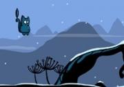 เกมส์แมวสีฟ้าบินผจญภัย