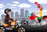 เกมส์แข่งรถกับคนรัก