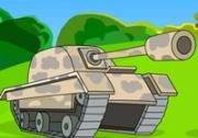 เกมส์รถถังทหารพราน