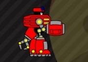 เกมส์หุ่นยนต์ทำลายเชื้อไวรัส