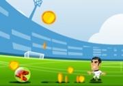เกมส์นักฟุตบอลเก็บเหรียญทอง