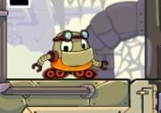 เกมส์หุ่นยนต์ซ่อมเครื่องจักร
