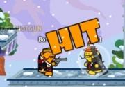 เกมส์ยิงปืนกลางหิมะ