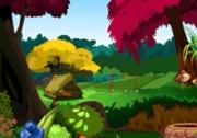 เกมส์ซิมแปนซีหนีออกจากป่า