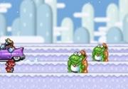 เกมส์มาริโอวิ่งตะลุยหิมะ