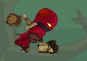 เกมส์นินจาผ้าคลุมแดง