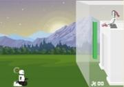 เกมส์ป้องกันหุ่นยนต์บุกฐานดาวเทียม