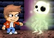 เกมส์เด็กหนุ่มบุกบ้านผีสิง
