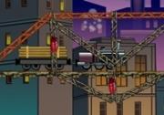 เกมส์ระเบิดสะพานทางรถไฟ3