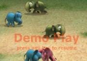 เกมส์ศึกประชันช้างก้านกล้วย
