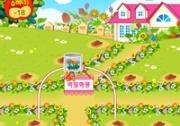 เกมส์ปลูกสวนดอกไม้หน้าบ้าน