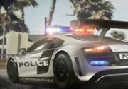เกมส์จอดรถสปอร์ตตำรวจ