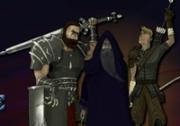 เกมส์สามนักรบพิชิตสงคราม