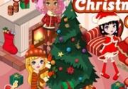 เกมส์แต่งบ้านรับคริสต์มาส