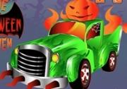 เกมส์ซิ่งรถล่าปีศาจฮาโลวีน