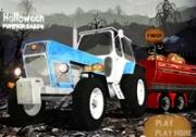 เกมส์รถบรรทุกขนฟักทองฮาโลวีน