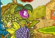 เกมส์ป้องกันสวนผลไม้หวาน