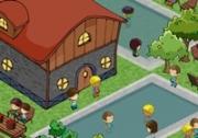 เกมส์สร้างหมู่บ้านแสนสุข