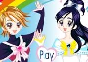 เกมส์แต่งตัวสองสาวพริตตี้