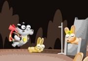 เกมส์วัวบินอาณาจักรกระต่าย