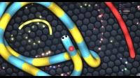 เกมส์หนอนออนไลน์ Slither io