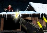 เกมส์ยิงผีซอมบี้ถือปืน