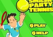 เกมส์ตีเทนนิสชิงเหรียญทอง