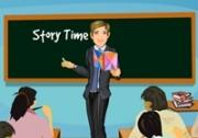 เกมส์แต่งตัวคุณครูรูปหล่อ