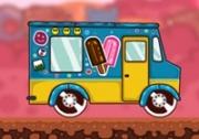 เกมส์รถบรรทุกไอศกรีม