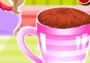 เกมส์ทำเค้กช็อกโกแลตใส่ถ้วย