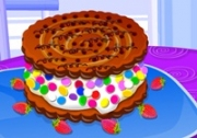 เกมส์ทำไอศกรีมแซนวิสคุกกี้