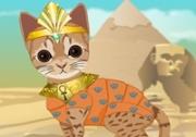 เกมส์เลี้ยงแมวอียิปต์