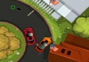 เกมส์ขับรถจอดลานวงกลม