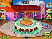 เกมส์ทำเค้กคาราเมล