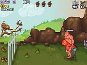 เกมส์Defend Your Nuts