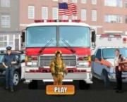 เกมส์ขับรถหน่วยกู้ภัย 911