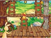 เกมส์หมีพูห์เก็บน้ำผึ้ง