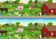 เกมส์จับผิดภาพฟาร์มเลี้ยงสัตว์