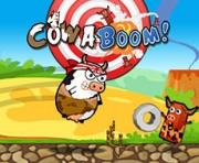 เกมส์วัวโกรธ Cowaboom