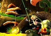 เกมส์ตัวการ์ตูนนักเดินป่า