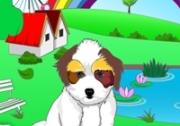 เกมส์ระบายสีสุนัขพันธุ์ซิซู