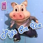 เกมส์หมูเล่นสเก็ตน้ำแข็ง