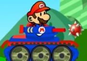 เกมส์มาริโอขับรถถังผจญภัย
