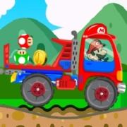 เกมส์มาริโอ้ขับรถบรรทุก