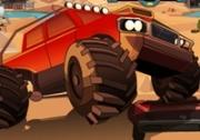 เกมส์ขับรถซิ่งทะเลทราย 2