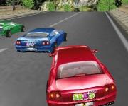 เกมส์แข่งรถEBOG Race