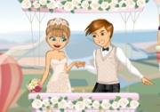 เกมส์แต่งงานบนบอลลูน